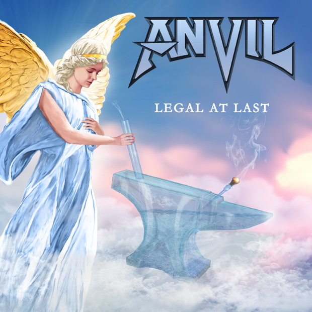 Anvil are Legal at Last!