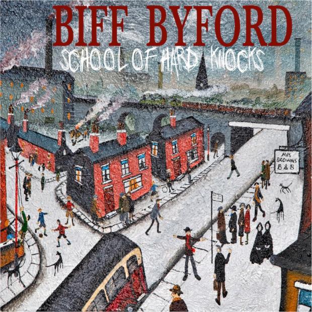 Biff Byford's School of Hard Knocks