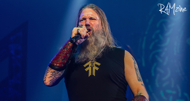Amon Amarth bring their awe-inspiring set of Viking themed death metal to Manchester along with Hypocrisy and Arch Enemy