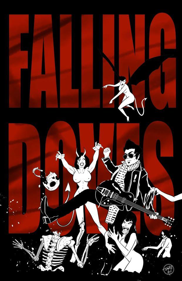 Falling Doves