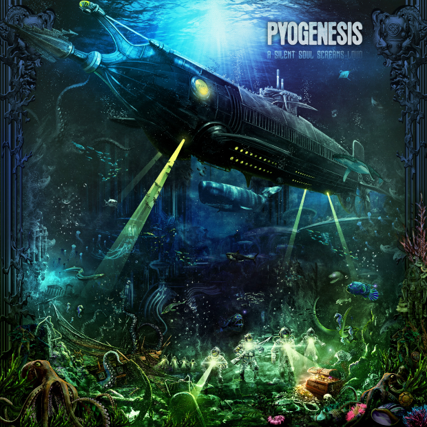 Pyogenesis's Steampunk Trilogy Nears Completion