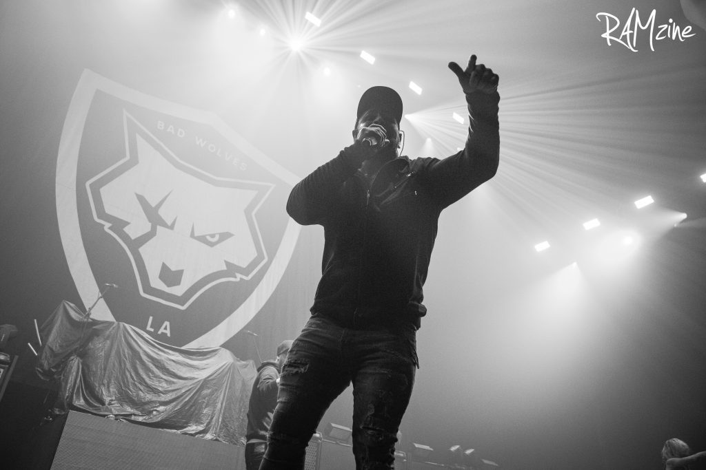 Tommy Vext, Bad Wolves