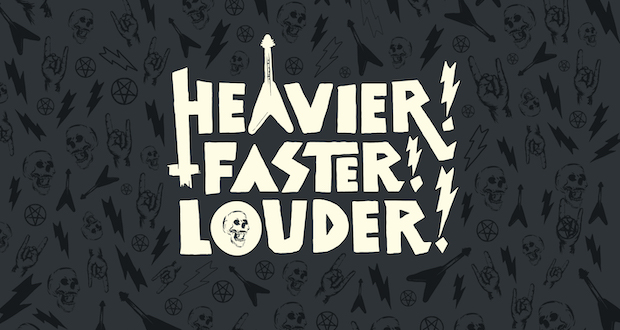 New audio series 'Heavier! Faster! Louder!' explores the origins of North East heavy metal scene.