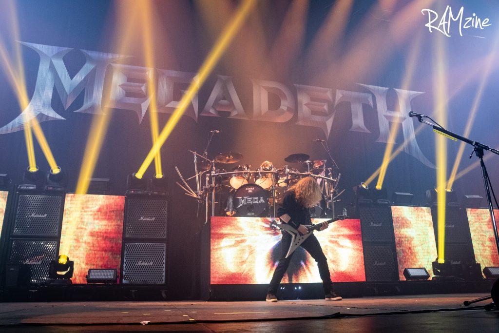 Megadeth | Photos by Ash Crowson