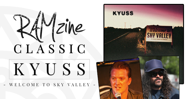 RAMzine Classic: Kyuss – Welcome To Sky Valley