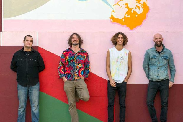 Wille & The Bandits Reschedule Tour