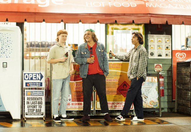 The Chats create a riotous carnival on debut album 'High Risk Behaviour'