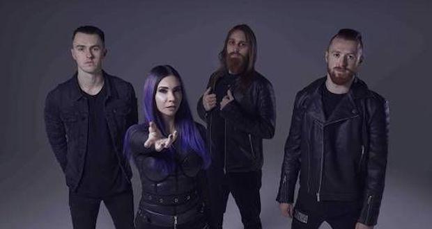 Skarlett Riot unveil new track 'Underwater'