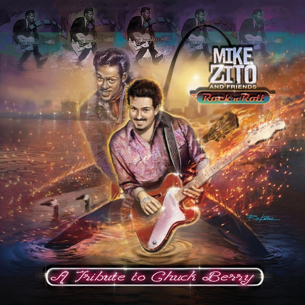 Rock N Roll: A Tribute to Chuck Berry by Mike Zito & Friends