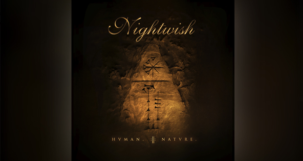 Nightwish are back with dramatic ascending chord sequences & a tight rhythm section on HUMAN. :II: NATURE.
