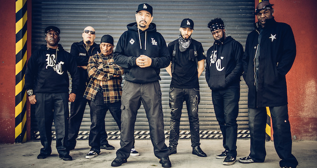 Body Count collab with Riley Gale of Power Trip for new track 'Point The Finger'