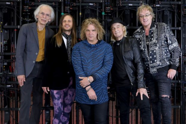 YES Reschedule UK Tour for 2021