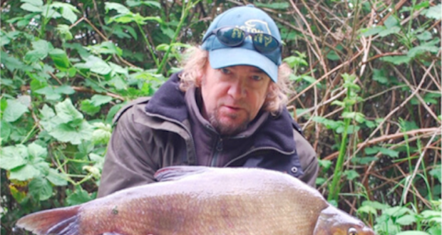Iron Maiden's Adrian Smith releases fishing book 'Monsters Of River & Rock'