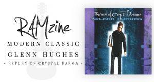 Crystal Karma GLENN HUGHES