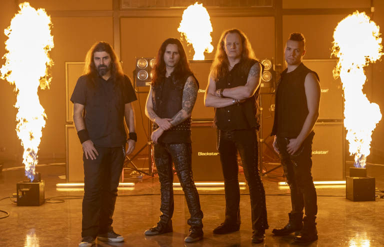 Firewind deliver the power on new self-titled release