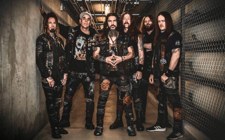 Machine Head reschedule UK legs of Burn My Eyes tour
