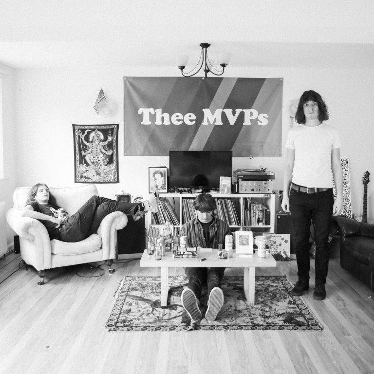 Thee MVPs create an antidote for our modern dystopia on debut album, 'Science Fiction'