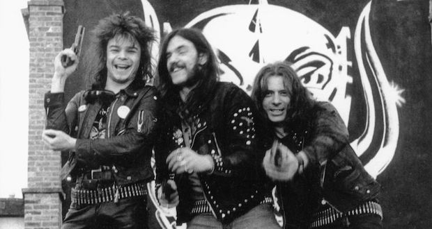 Celebrate Motorhead Day: The 8th Of May! The 8th Of May!