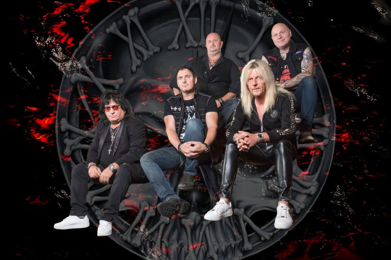Axel Rudi Pell watches the Sign of the Times