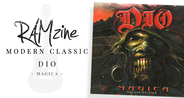 Turn To Stone – Dio's marvelous Magica opus and why it's  A Modern Classic