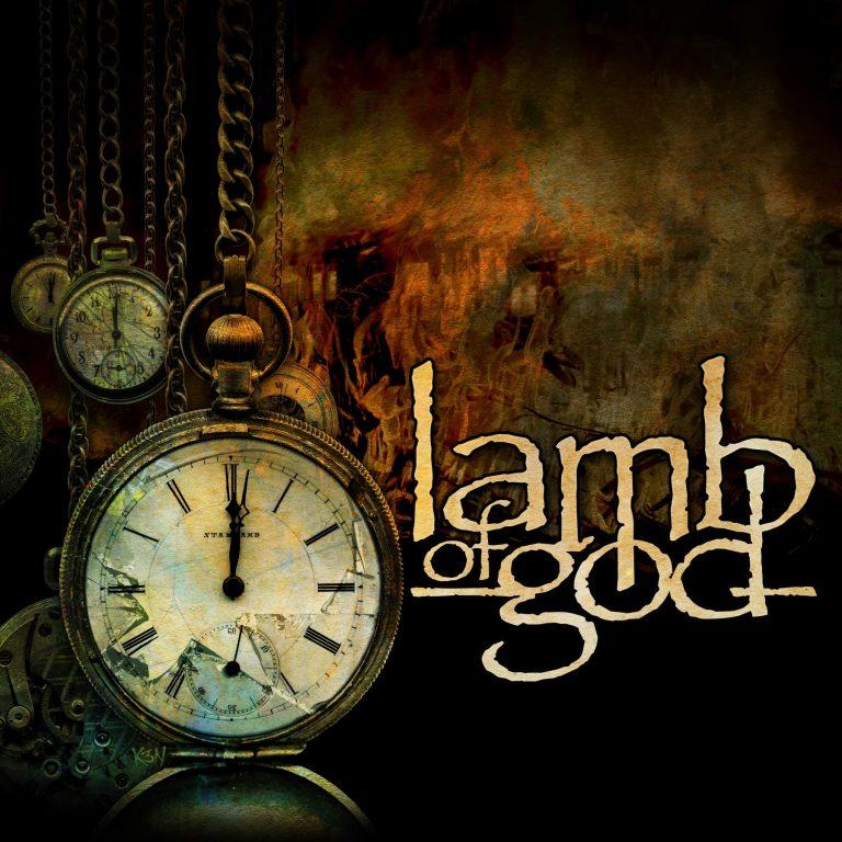 Lamb of God's self-titled release: 'Lamb of God'