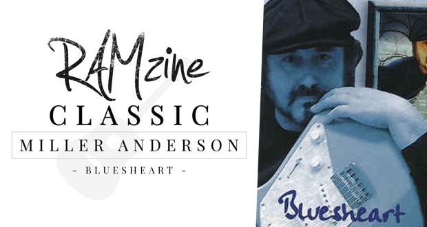 Miller Anderson – Bluesheart