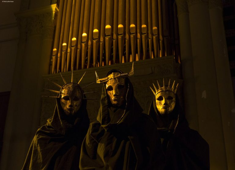 Imperial Triumphant explores nuance and New York on 'Alphaville'