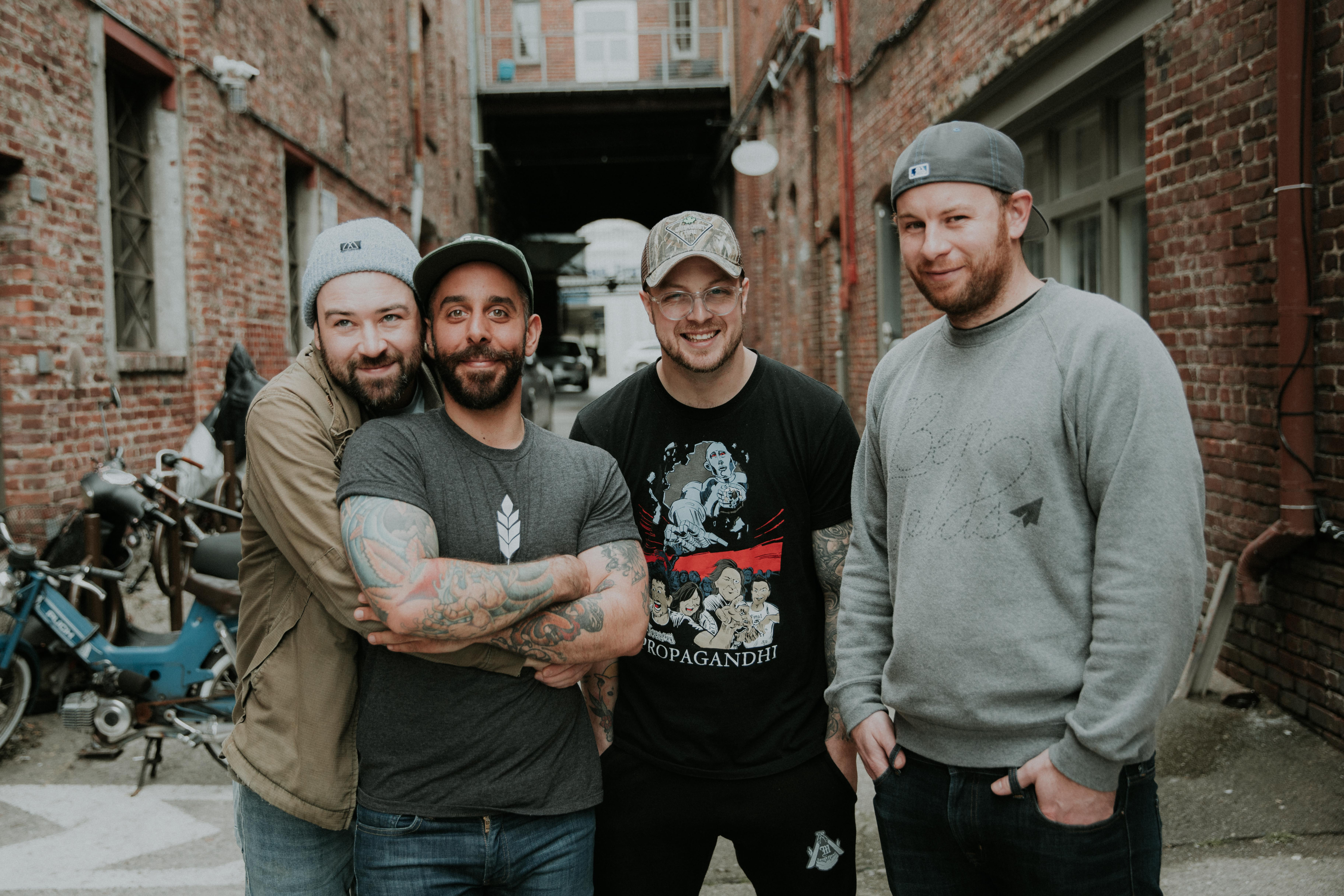 Protest The Hero's new record Palimpsest ends their stretch of bad luck