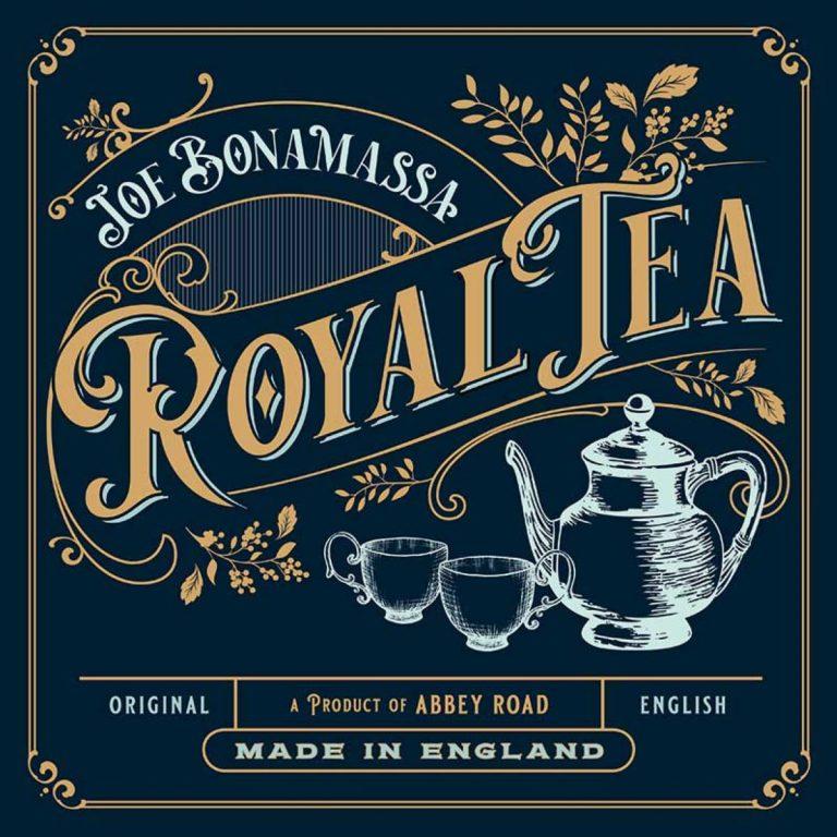 Joe Bonamassa's Royal Tea & Livestream Happening