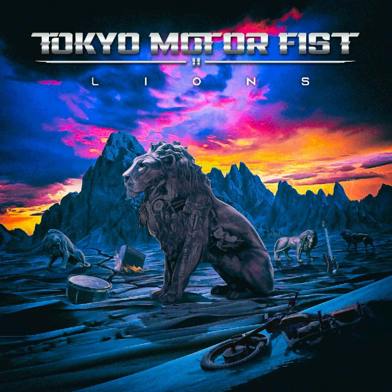 Tokyo Motor Fist delivers a hard-rocking delight in the shape of Lions