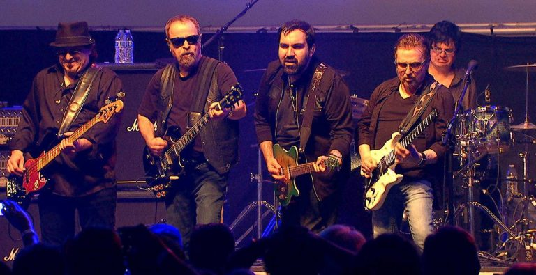 Blue Oyster Cult celebrate phenomenal anniversary with new live album.