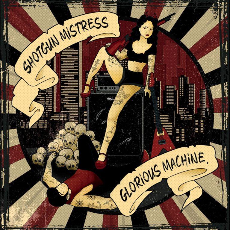 Shotgun Mistress' Glorious Machine
