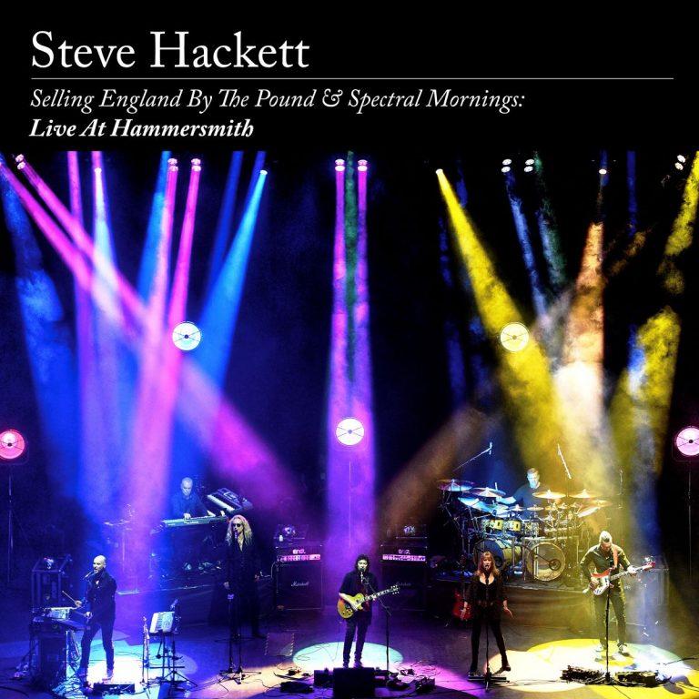 STEVE HACKETT 'Live' at Hammersmith Odeon 2019