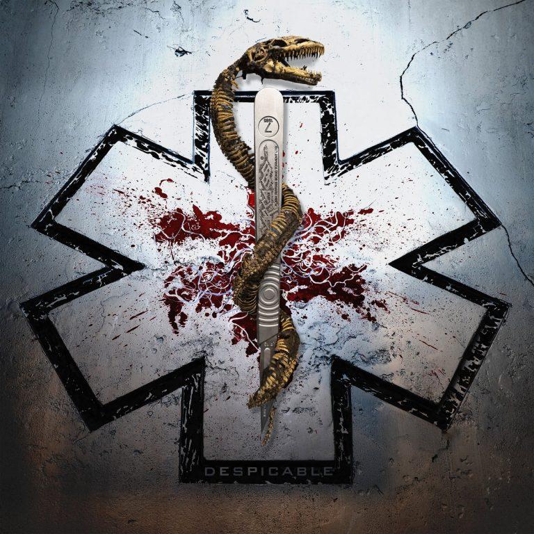 Carcass tease with Despicable EP