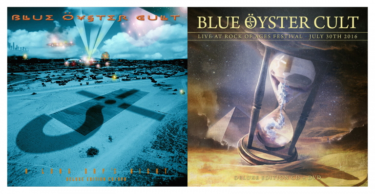 Blue Oyster Cult – A long day's night 2002 / Rock of Ages 2016
