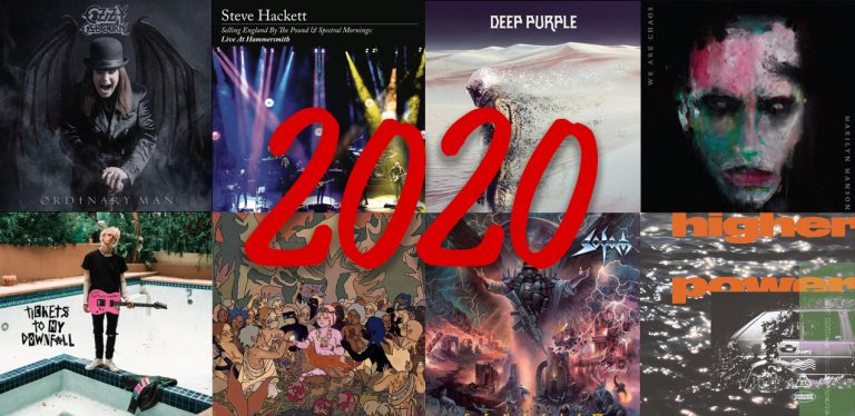 Alt Albums of 2020