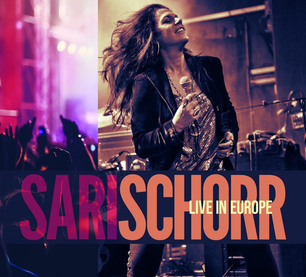 Sari Schoor - Live In Europe