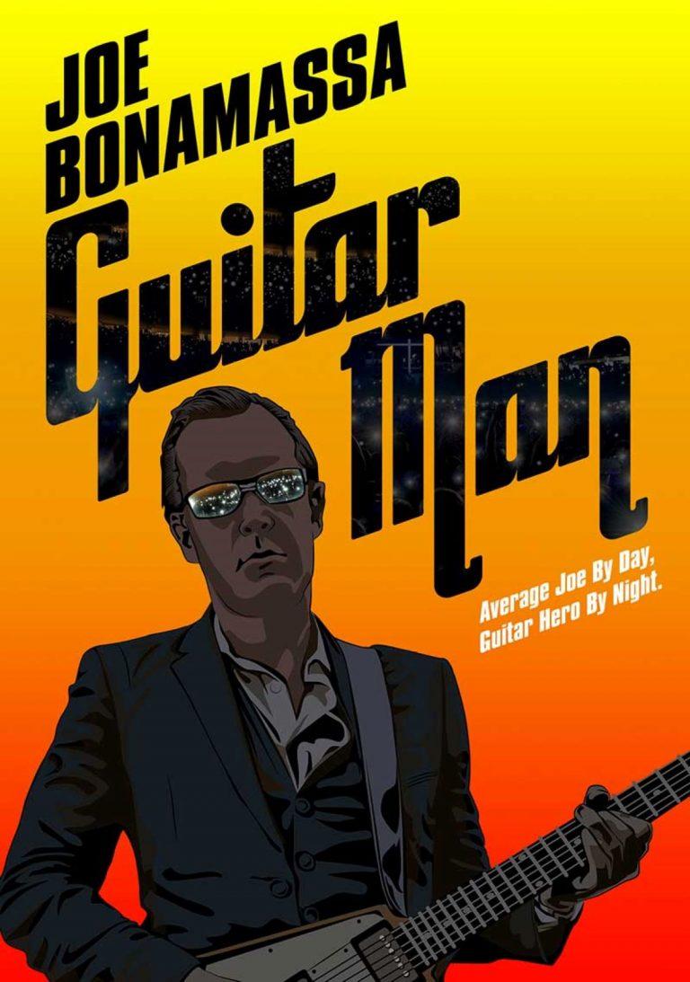 Joe Bonamassa's Guitar Man Documentary