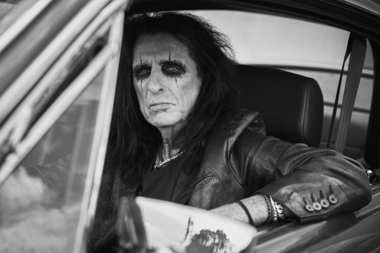 """Alice Cooper: 'Our Love Will Change The World' is """"one of the oddest songs I've ever done"""""""