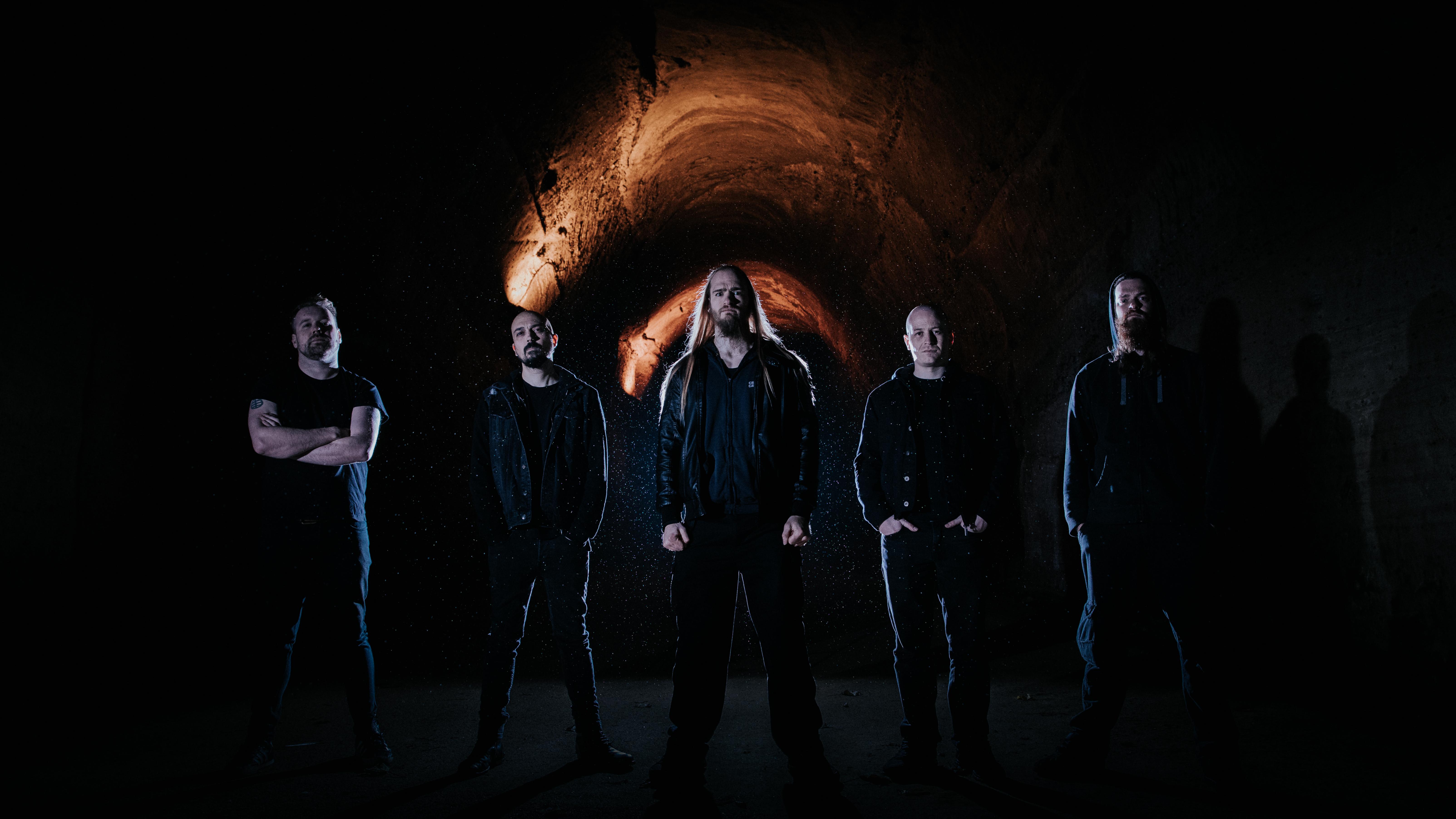 UK black metal outfit Antre have spawned a Dark Spectrum