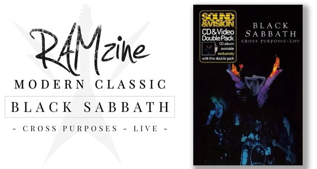 Immaculate Deception – Where Did Black Sabbath's 'Cross Purposes – Live' Go?