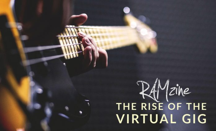 The rise of the virtual gig