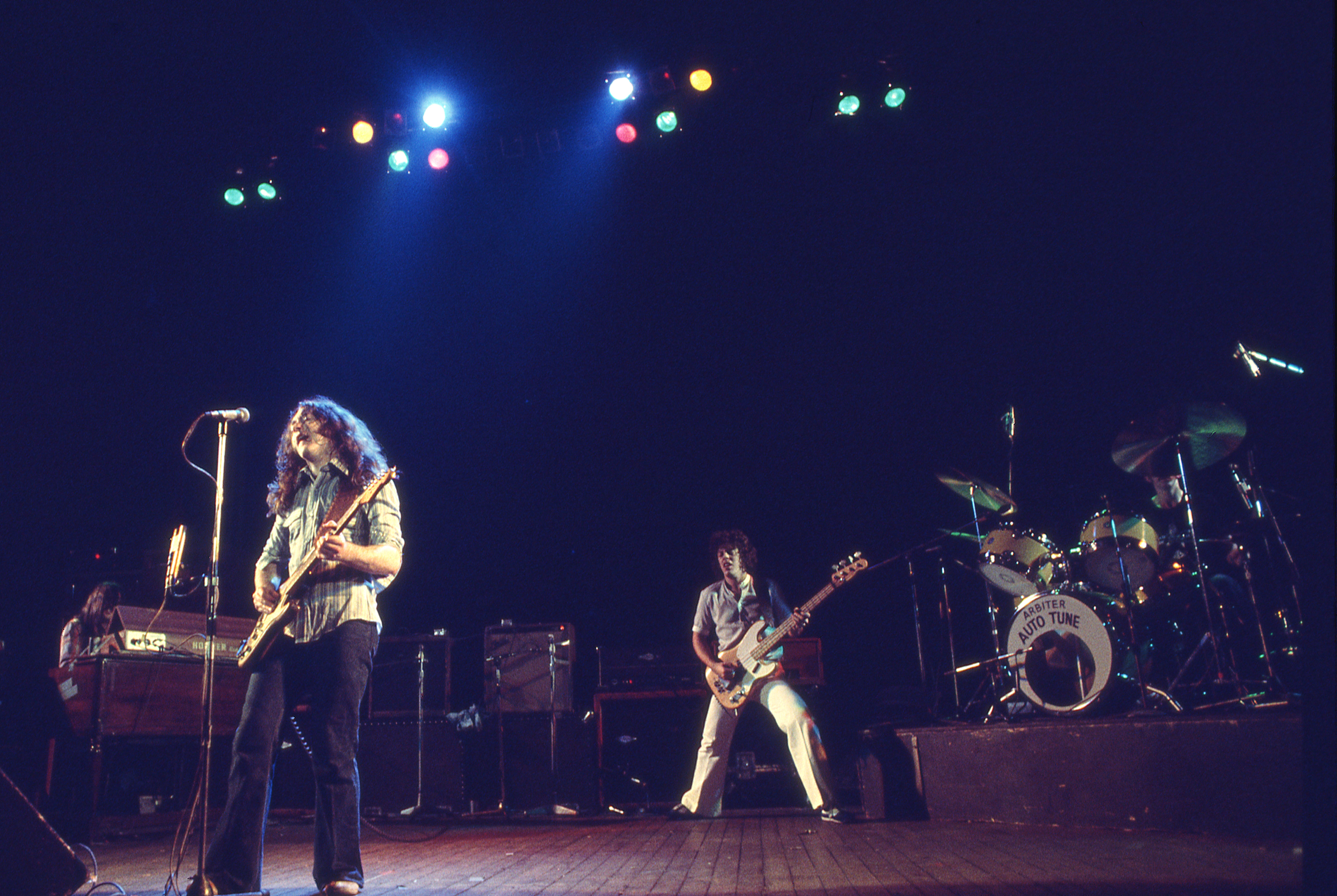 Rory Gallagher – Check  Shirt Wizard – Live in 77