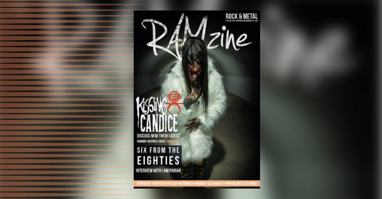 RAMzine 28 | Kissing Candice, I Am Pariah, Six From The 80's