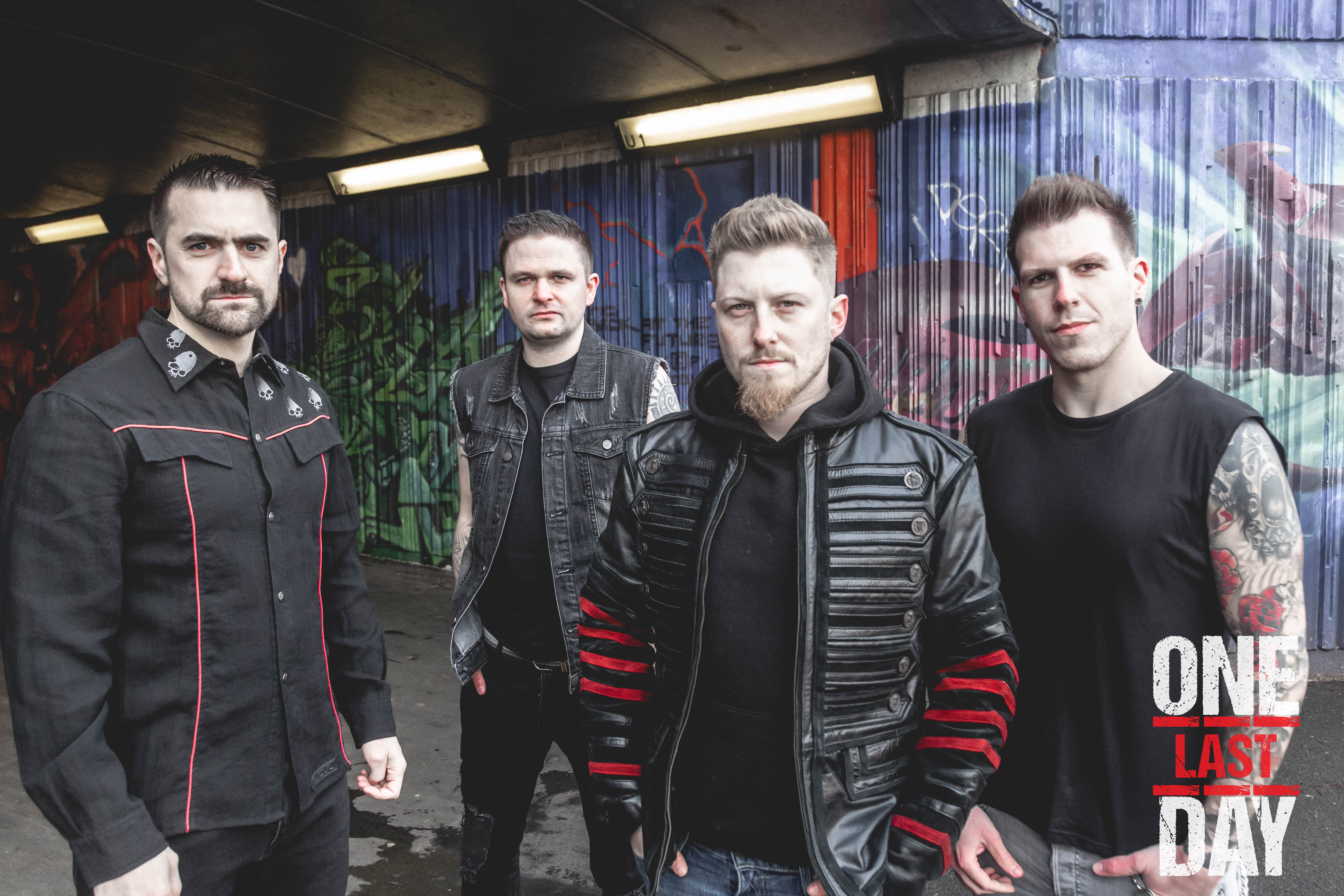 One Last Day unleashes 'Not Ready To Die'