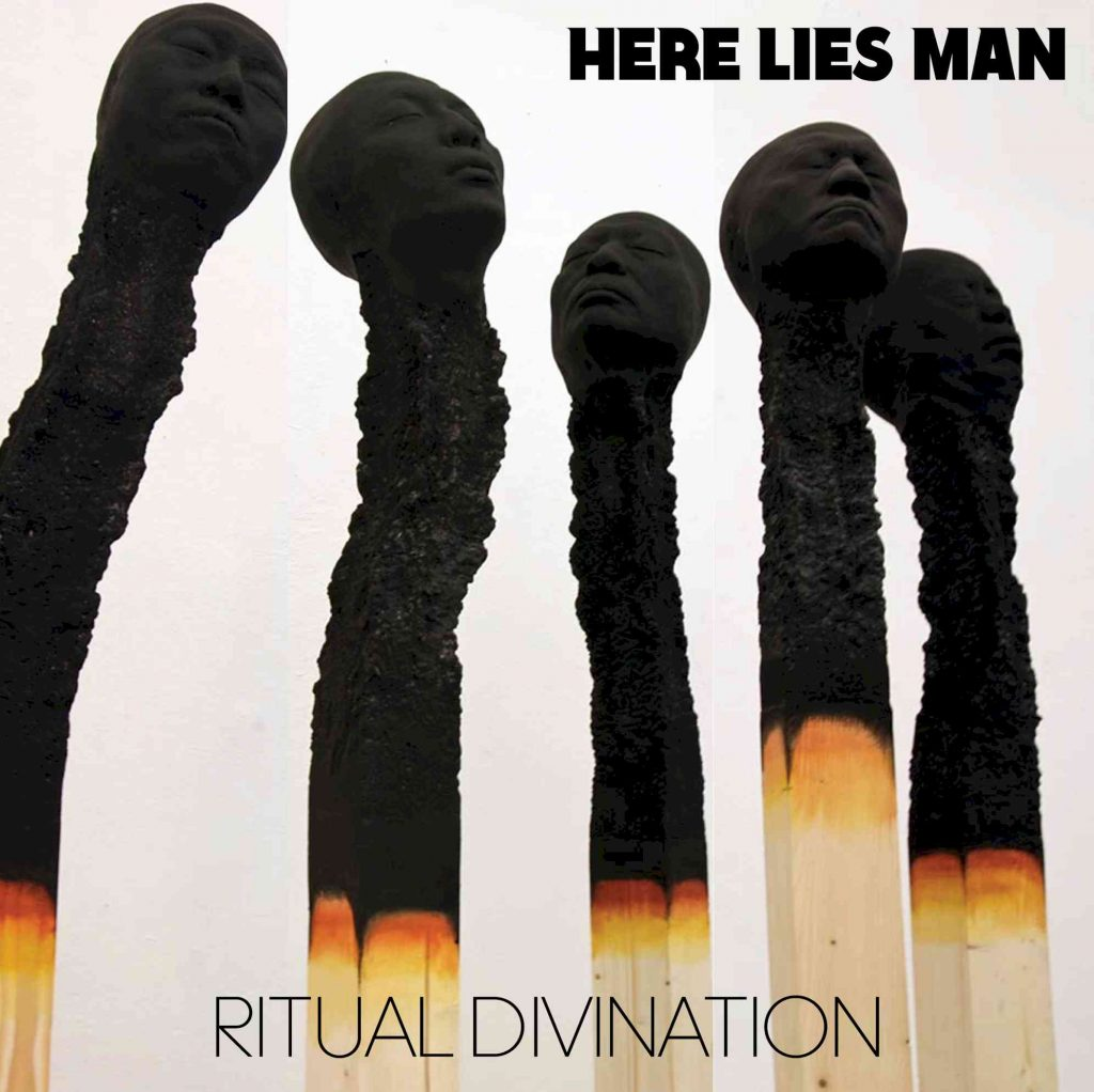 Ritual Divination Album Cover