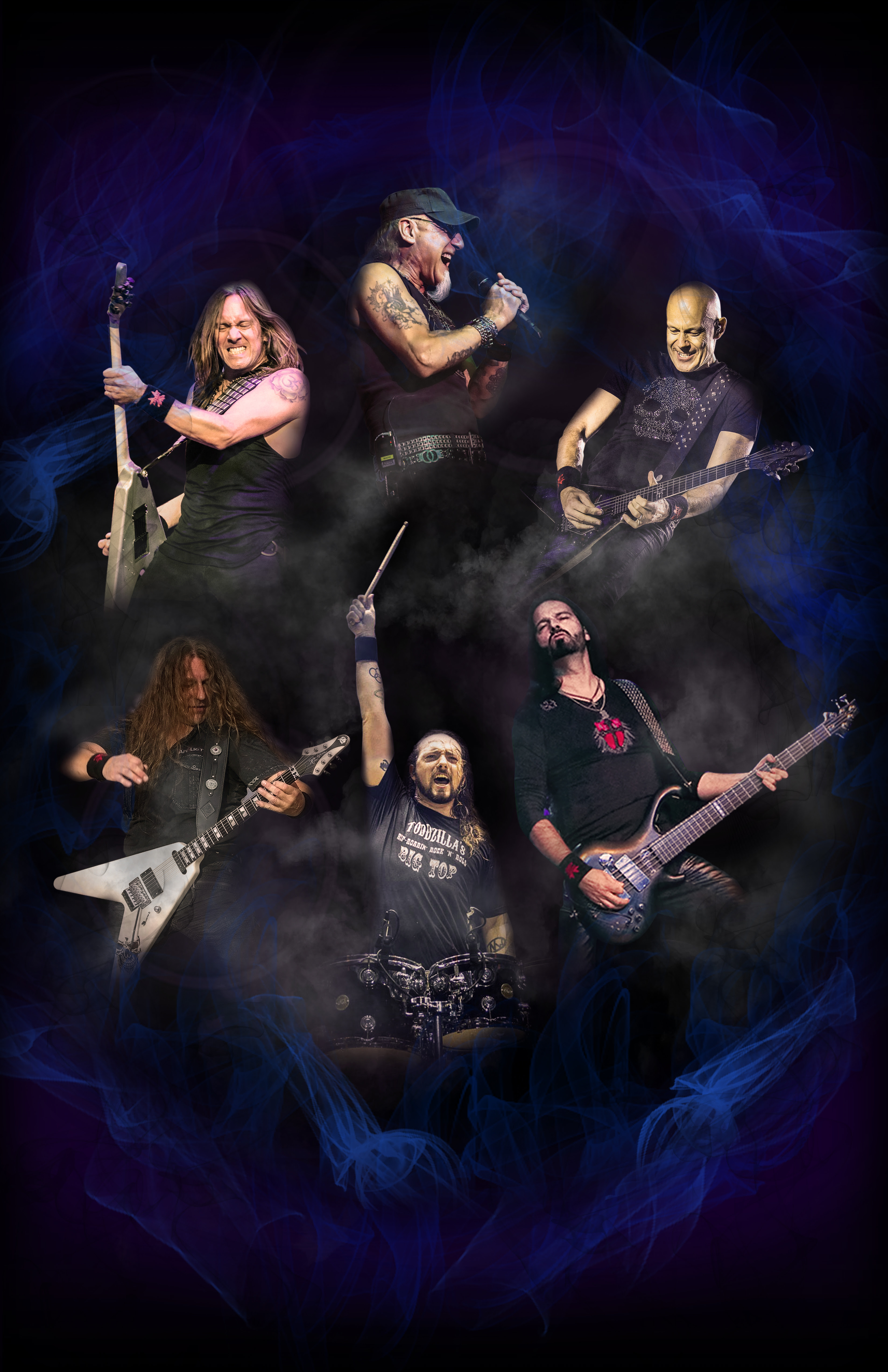 Accept once again prove they are 'Too Mean to Die'