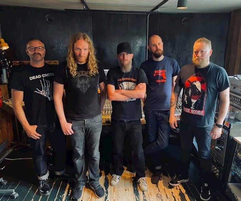 Swedish metal squadron Grand Cadaver unleash a torrent of lethal groove on upcoming EP, 'Madness Comes'