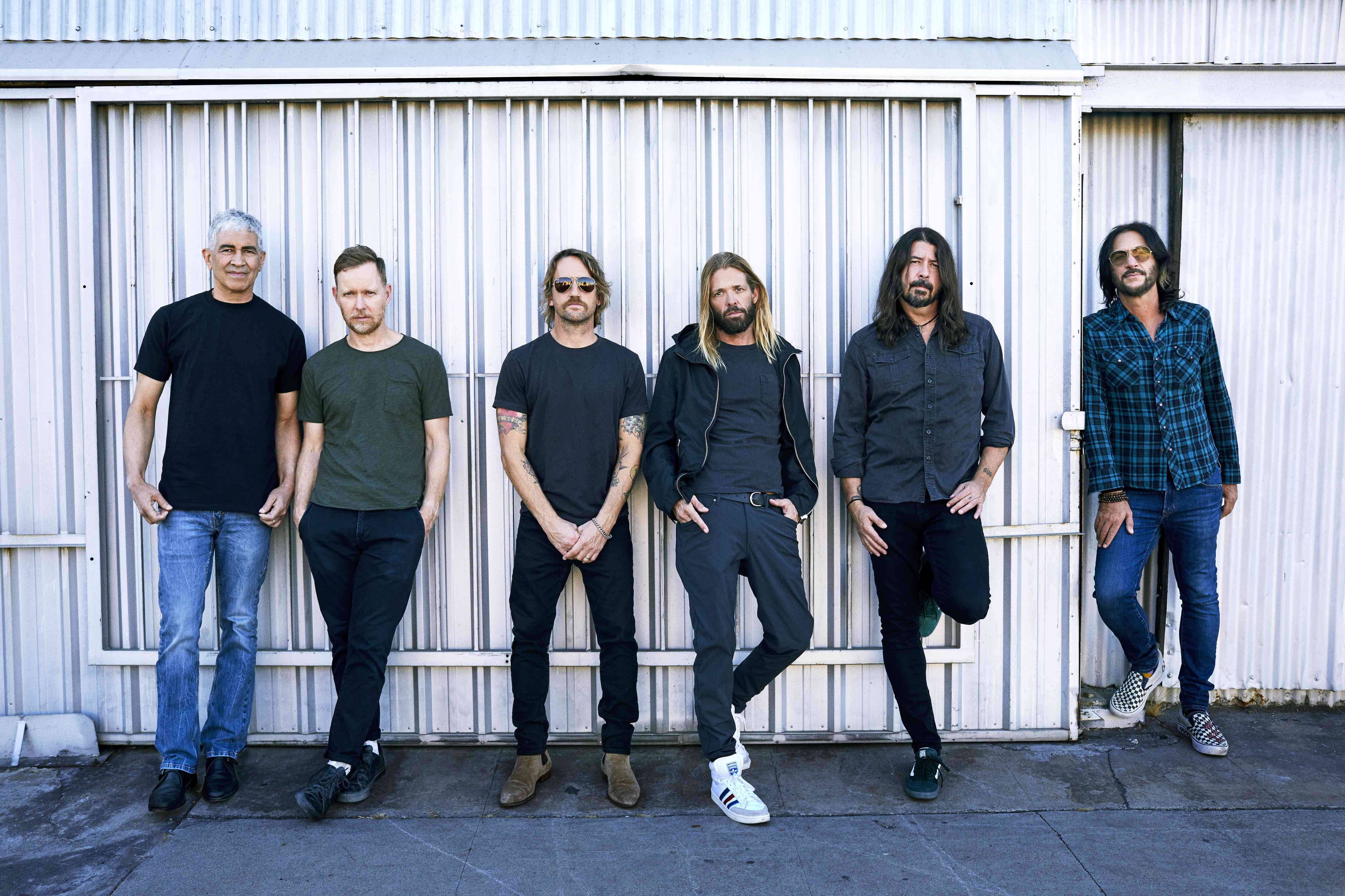 New music release from Foo Fighters 'Waiting On A War'