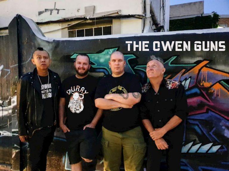 The Owen Guns… Is this Punk?
